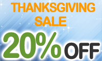 Thanksgiving Day 2014 Special Offer