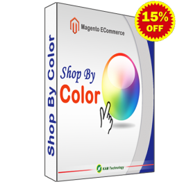 Valentine Day Magento Extensions-Shop By color