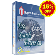 Tire Search Magento Extension