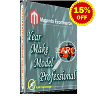 Year Make Model Professional Magento Extension