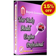 Year Make Model Engine Professional Magento Extension