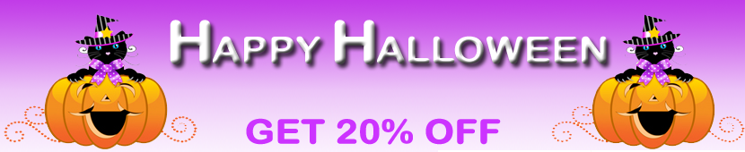 Halloween day offer for magento extensions-20% Offer