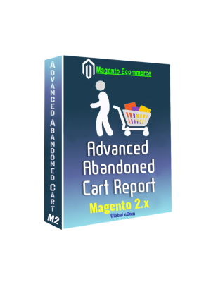 Advanced Abandoned Cart Report - Magento 2 Extension
