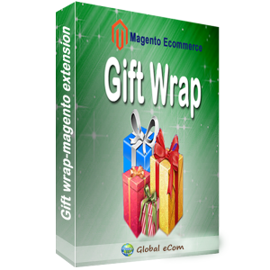 Gift Wrapper - Magento Extension