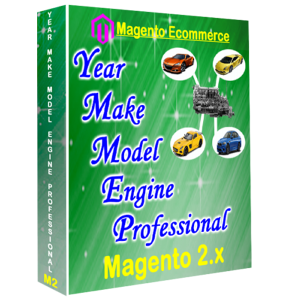Year Make Model Engine Professional-Magento 2 Extension