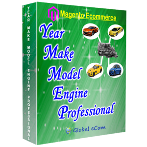 Year Make Model Engine Professional-Magento Extension