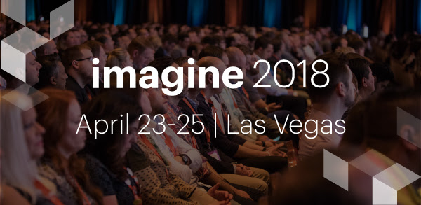 Reasons to Attend Imagine 2018