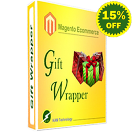 Valentine Day Magento Extensions Gift Wrap