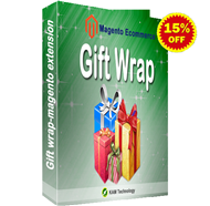Gift wrap Magento Extension