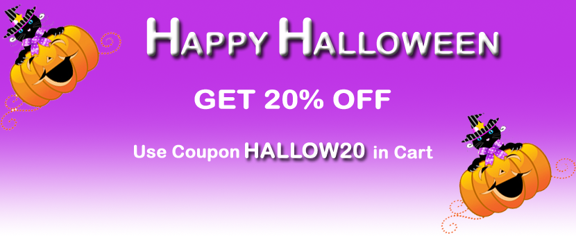 Halloween day offer-20% off for magento extensions