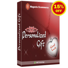 Valentine Day Magento Extensions-Personalized Gift