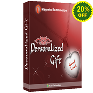 Personalized Gift Magento Extension