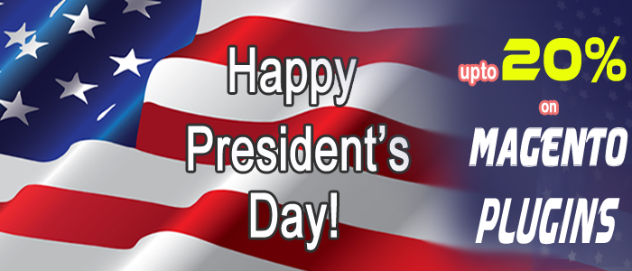 Presidents Day Offer-20%