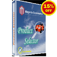 Product Selector Magento Extension