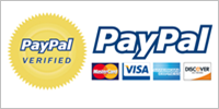 Merchant verified by PayPal